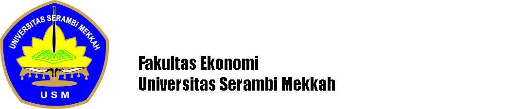 Fakultas Ekonomi Universitas Serambi Mekkah